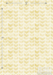 Photography Backdrop | Yellow Gold Chevron Arrows