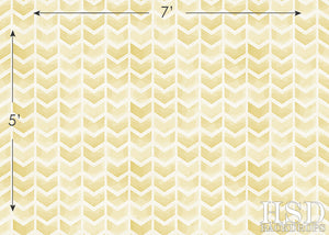 Yellow Gold Chevron Arrows photography backdrop & background