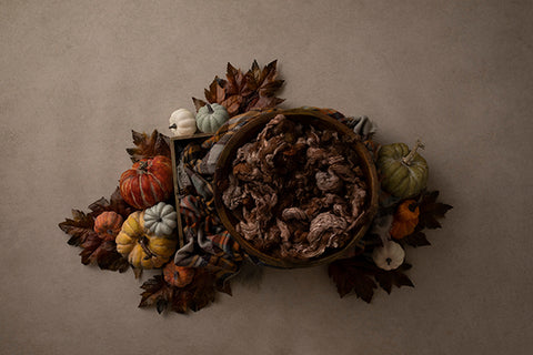 Digital Backdrop | Autumn Harvest Coll. | Happy Harvest