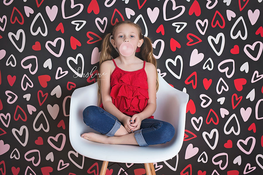 Be Still My Heart - HSD Photography Backdrops