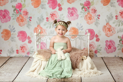 Photography Backdrop Background | Mila Floral