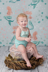 Photography Backdrop Background | Mermaids