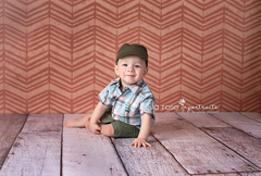 Photography Backdrop Floor | Reclaimed Wood
