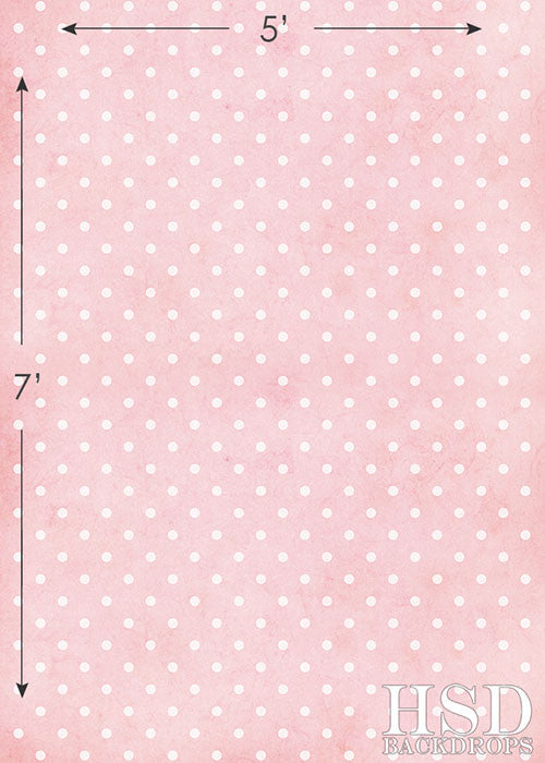 Photography backdrop for photographers pink polka dots background photography backdrop pink polka dots voltagebd Choice Image