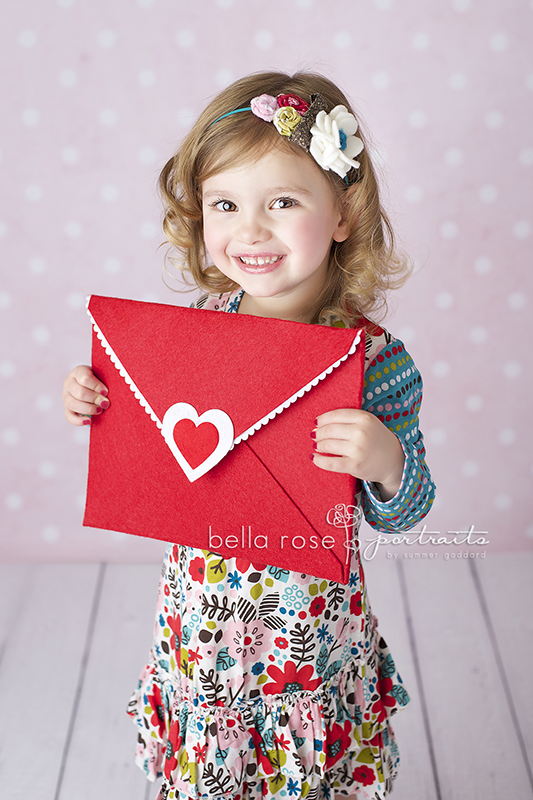 Pink Polka-Dots photography backdrop & background