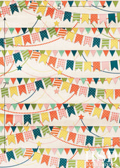 Photography Backdrop | Bunting Banners