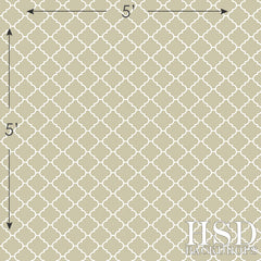 Photography Backdrop | Beige Ornamental