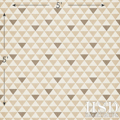 Photography Backdrop | Geo Triangles