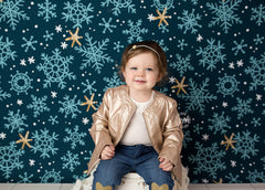 Photography Backdrop Background | Snow Much Fun