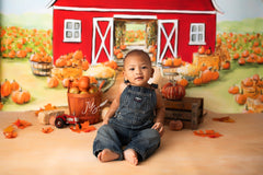 Fall Photography Backdrop Background | Farmstead
