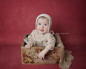 Ruby photography backdrop & background