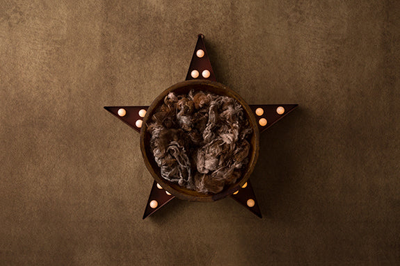 Saddle | Rustic Star Coll. | Digital photography backdrop & background