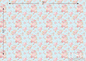 Beverly Floral - HSD Photography Backdrops
