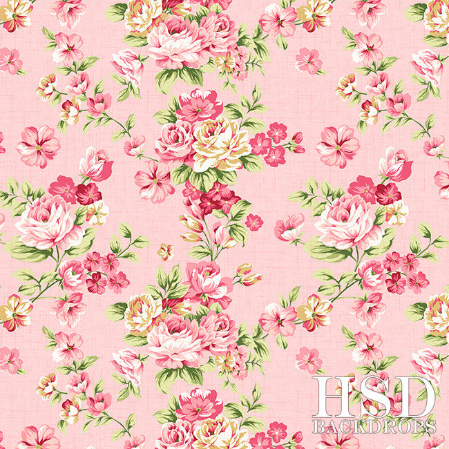 Photography Backdrop | Felicity Floral