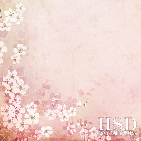 Shabby Chic Floral Photography Backdrops Props, Newborn Background ...