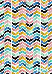 Photography Backdrop | Watercolor Chevron