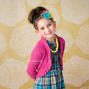 Homespun photography backdrop & background