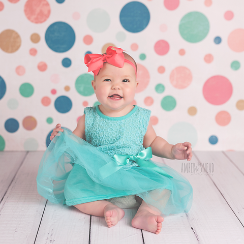 Photography Backdrop Photo Background | Confetti