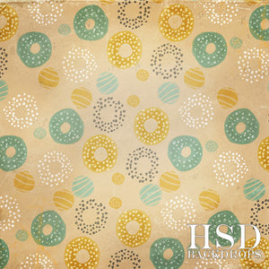 Circle Dots - HSD Photography Backdrops