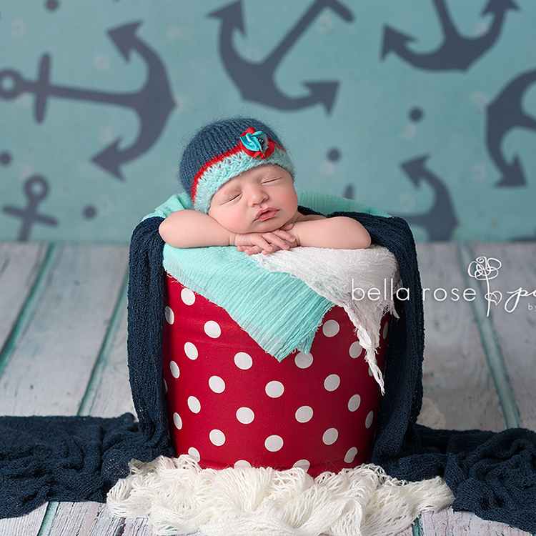 Ahoy Matey photography backdrop & background