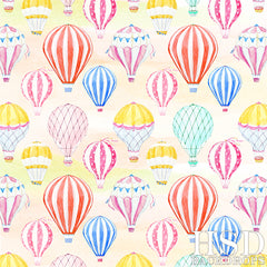 Photography Backdrop Background | Up and Away