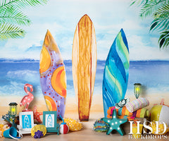 Photography Backdrop Background | Just Beachy Set Up