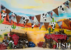 Photography Backdrop Background | Wild West