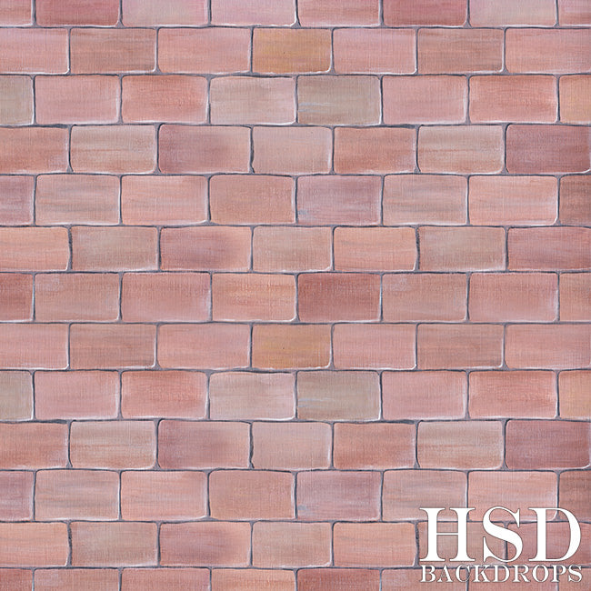 Photography Backdrop Background | Cobblestone