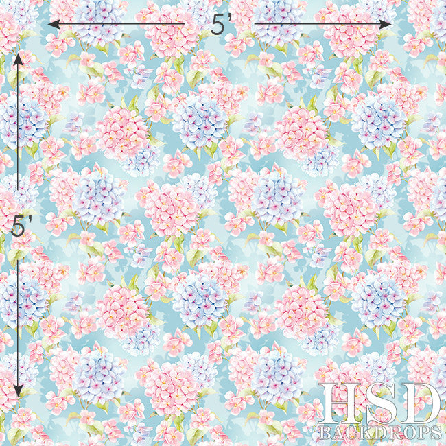 Spring Blooms photography backdrop & background