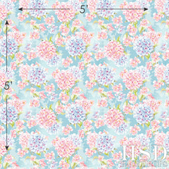 Photography Backdrop | Spring Blooms