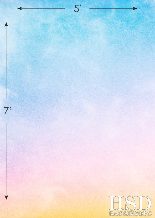Spring Pastel photography backdrop & background
