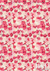 Photography Backdrop Photo Background | Flower Wall