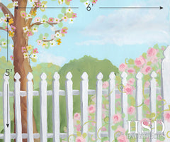 Photography Backdrop Photo Background | Spring Scene