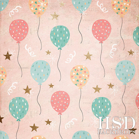 Photography Backdrop Background | Birthday Girl