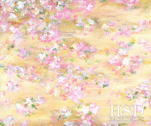 Botanical Floor - HSD Photography Backdrops