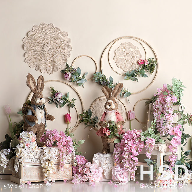 Easter Sunday photography backdrop & background