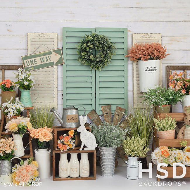 Ready for Spring - HSD Photography Backdrops