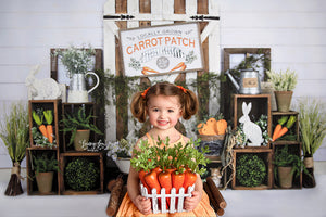 Hoppy Easter - HSD Photography Backdrops