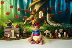 Photography Backdrop Background | Mystical Forest