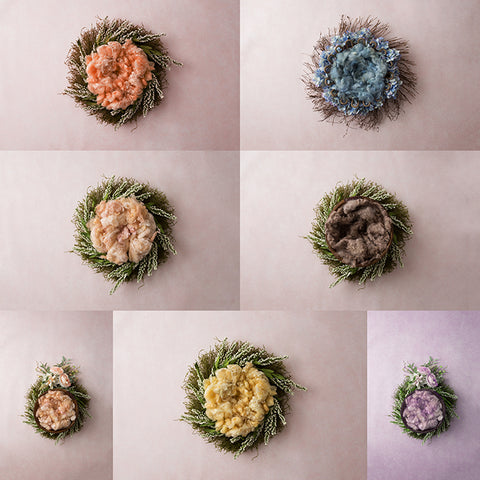 Digital Backdrops | Spring Blooms Collection