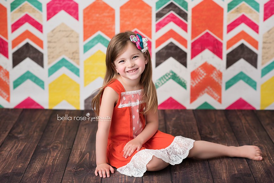 Multi Arrows photography backdrop & background