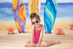 Photography Backdrop | Beach Sand