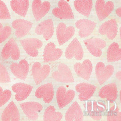 Valentine's Day Photography Backdrop | Charmed