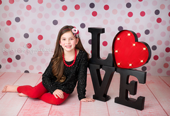 Photography Backdrop Background | Endless Love