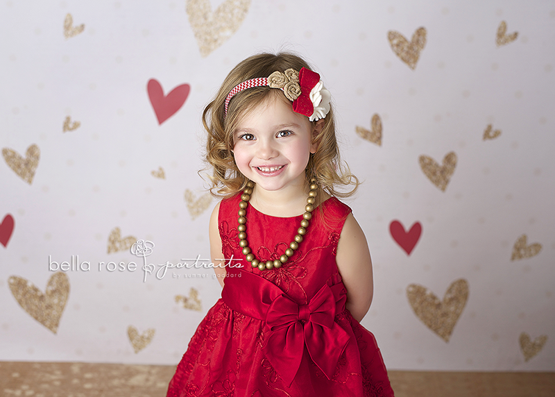Amore photography backdrop & background