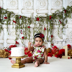 Valentine's Photography Backdrop | Rouge Ensemble