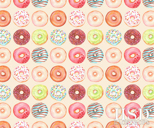 Donut | Sweet Treat photography backdrop & background