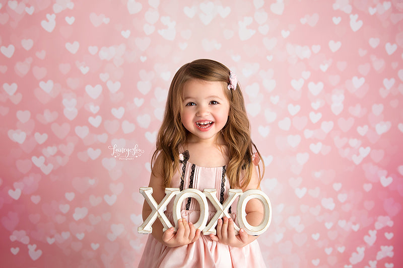 Love is in the Air photography backdrop & background