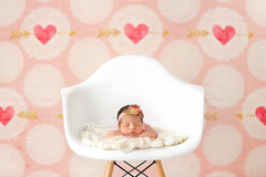 Photography Backdrop Background | Cupid's Arrow
