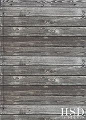 Photography Backdrop Floor Drop | Weathered Gray Wood